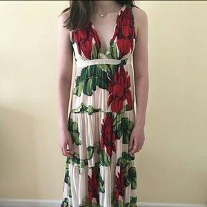 Summer Dress Shower Dress-Garden Dress